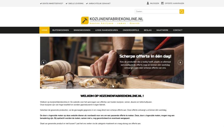 Kozijnenfabriekonline.nl