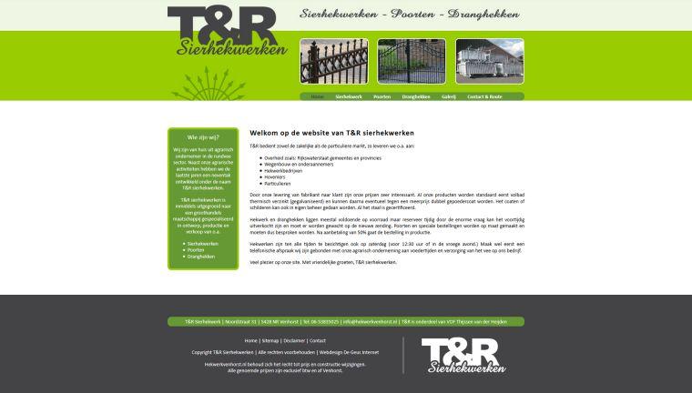 T&R Sierhekwerk